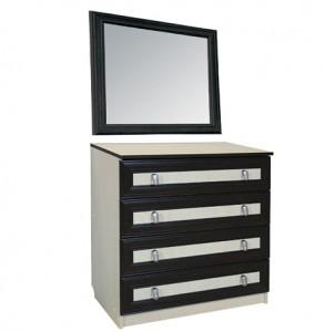 Комод К-10, 4 ящика - Мебельная фабрика Адалит