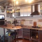 """Кухни с фасадами из пластика - компания """"Адалит"""""""