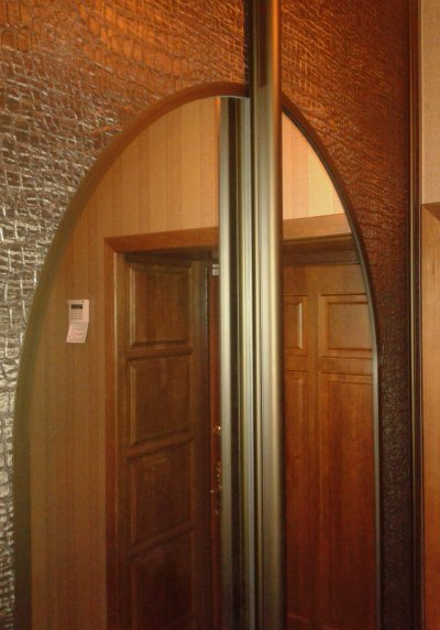Комбинированные двери-купе Адалит