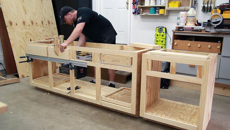 Сделай сам кухонную мебель: размеры корпусной мебели для кухни на Адалит