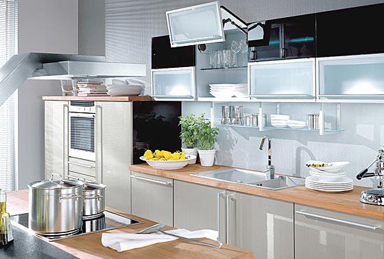 Кухни в стиле Техно - компания Адалит