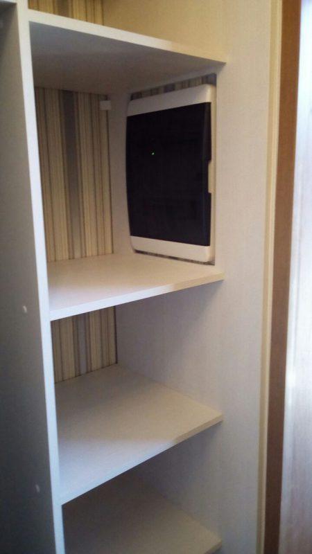 Встроенный шкаф купе в Жуковском