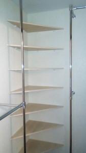Встроенный шкаф-купе - фабрика Адалит