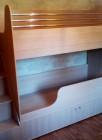 Изготовление двухъярусной кровати для детской