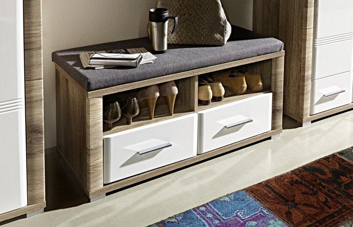 Обувница с сидением - Мебельная фабрика Адалит