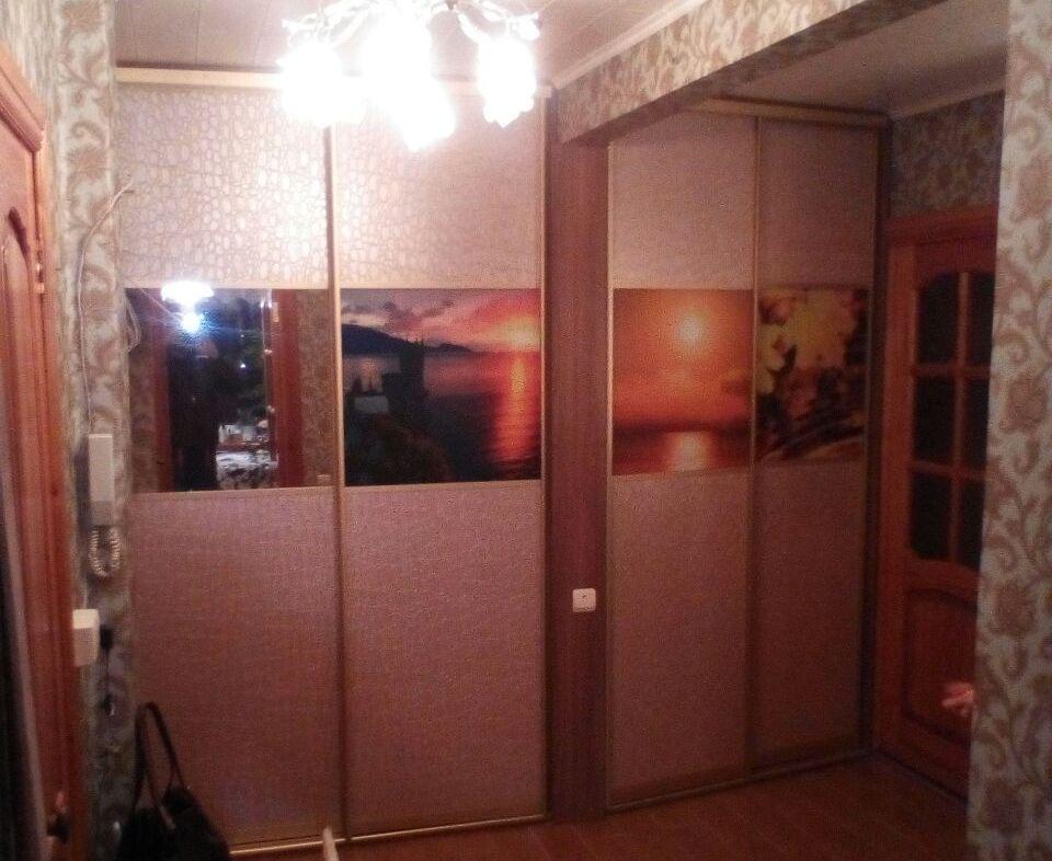 2 встроенных шкафа-купе на заказ - Мебельная фабрика Адалит