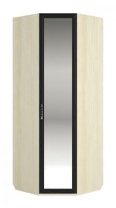 Шкаф угловой ШК-20 с зеркальным фасадом - Мебельная фабрика Адалит