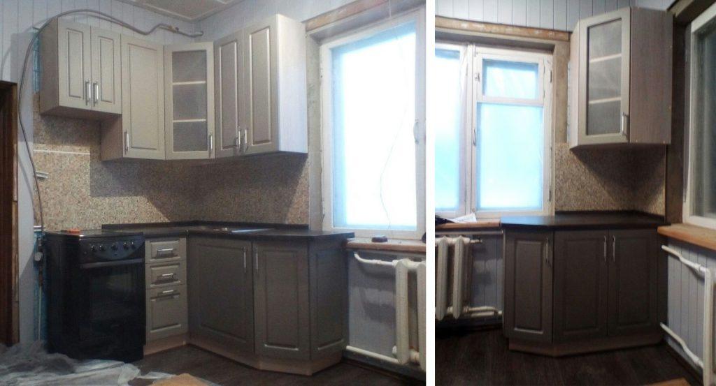 Кухня в частном доме - Мебельная фабрика Адалит