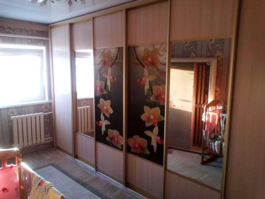 Шкаф-купе 6 дверей - Мебельная фабрика Адалит