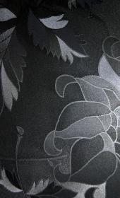 Цветы черные
