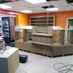 Витрина для хлебобулочной продукции - Мебельная фабрика Адалит