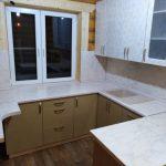 Кухня в деревянном доме - Мебельная фабрика Адалит