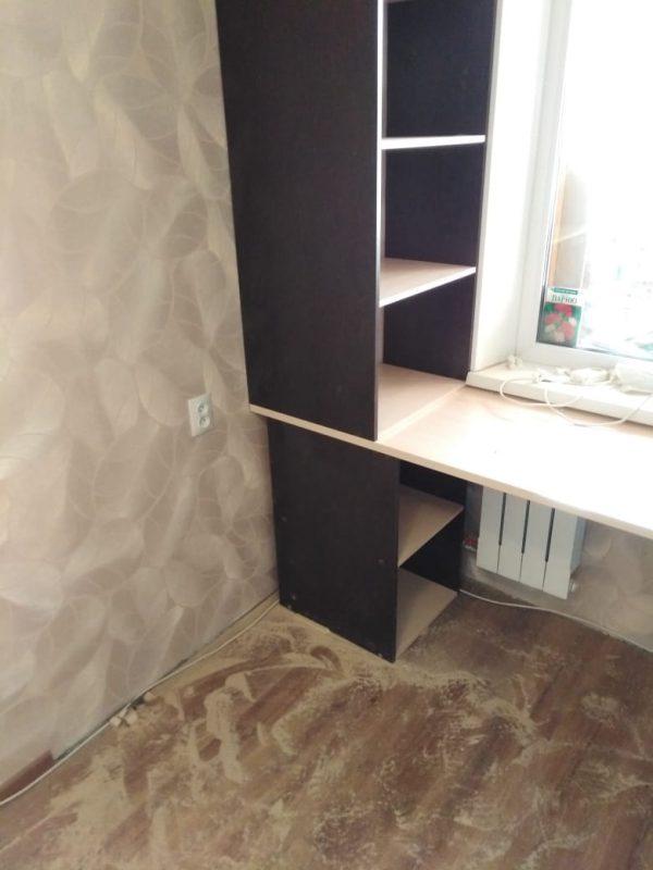 Письменный стол с полками - Мебельная фабрика Адалит