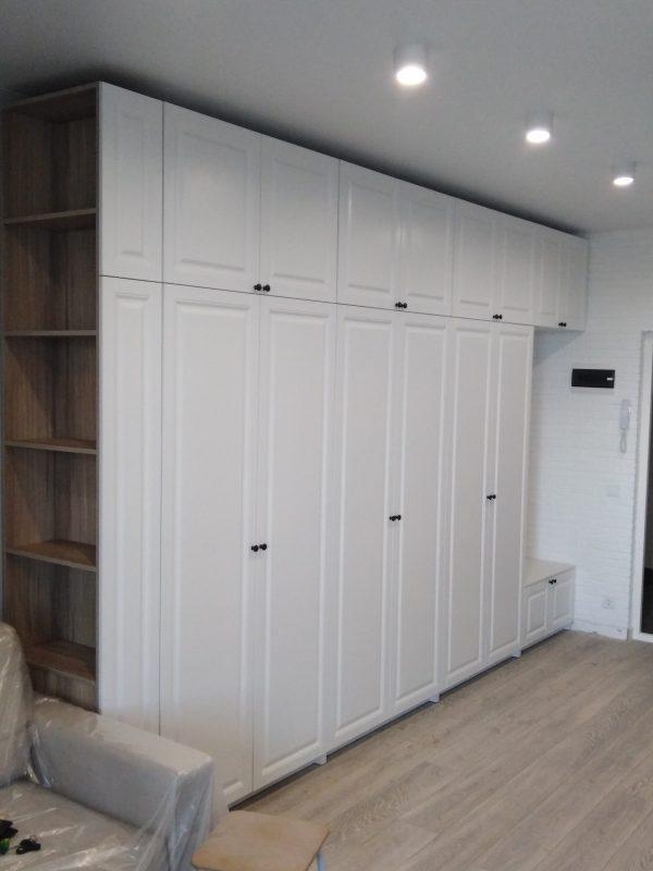 Стильный шкаф для холла - Мебельная фабрика Адалит