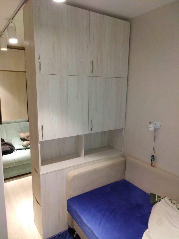 Мебель для зонирования комнаты - Мебельная фабрика Адалит