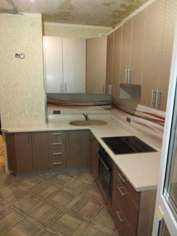 Бронзовые фасады в дизайне современных кухонь - Мебельная фабрика Адалит