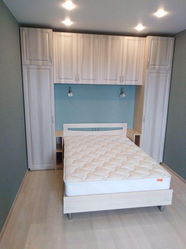 Корпусная мебель в спальню - Мебельная фабрика Адалит