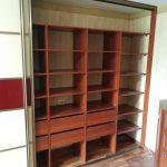 Встроенный шкаф купе с 5 дверьми - Мебельная фабрика Адалит