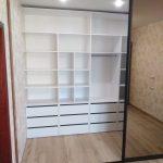 Гардеробная с 4 дверьми купе - Мебельная фабрика Адалит
