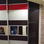 Группа мебели: 2-х и 4-х дверный встроенные шкафы купе - Мебельная фабрика Адалит