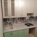 Двухрядная кухня с фасадами МДФ в пленке ПВХ - Мебельная фабрика Адалит
