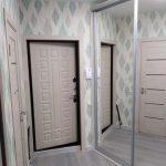 Встроенный, скошенный по глубине шкаф-купе - Мебельная фабрика Адалит