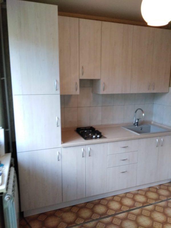 Кухонный гарнитур с пеналом - Мебельная фабрика Адалит